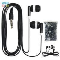 Самые дешевые новые наушники-вкладыши 3,5 мм вкладыши наушники Earpod для MP3 Mp4 мобильный телефон для подарка заводская цена 500 шт. / лот