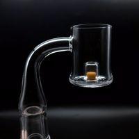 Trappola Cadmium Core Reactor Quartz Banger con nucleo termocromico 10mm 14mm 18mm maschio al quarzo femminile quarzo termici chiodi per acqua di vetro
