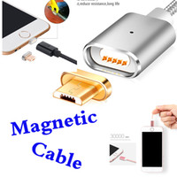 Magnetic Charger Adapter Cable 3 in 1 Type- c Sync Connector ...