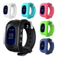 Tracker Smart Bracelet Watch Q50 Kids SOS Call Anti- lost LBS...
