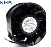 Venta al por mayor (NMB-MAT7 5920FT-D5W-B60) (NMB-MAT 1608KL-04W-B79) (NMB 9038 3615KL-05W-B59 DC 24V 0.32A) (NMB FBA08T24H 8015 24V 0.17A) ventilador