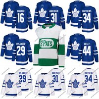 # 91 John Tavares Jersey Toronto Maple leafs 8 Jake Muzzin 97 Joe Thornton 31 Frederik Andersen 24 Wayne Simmonds 44 Morgan Rielly Jerseys