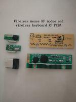 20 مجموعة / وحدة السيارات الزوج اللاسلكي الارسال اللاسلكي وحدة RF واللاسلكية لوحة المفاتيح اللاسلكية RF PCBA حصة نفس المتلقي مع الماوس IC KA8