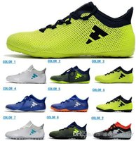 2018 Best Mens Outdoor X Tango 17. 3 IC Soccer Shoes New Socc...