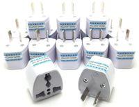 Multi Plug Adapter Australische Regels Australië Standaard Adapter Multifunctionele Pluggen Australië Travel Adapter Exchange Power Cable 100st