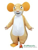 100% real photos Gruffalo Mouse mascot costume Cartoon Chara...