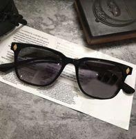Gold Schwarz / Grau SUNGLASSES Herren Brillen Accessoires Herren Sonnenbrillen Brillen neu mit Box