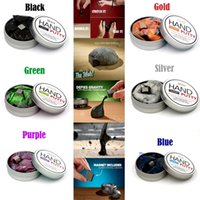 Hand Magnetic Putty Slime Magnetic Rubber Mud Strong plastic...