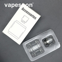Newest Kit Extend Bulb Glass Tube + 810 SS Drip Tips For SMO...