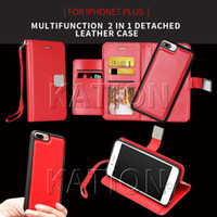 Слот для кредитных карт бумажник чехол держатель кожаный бумажник Магнит Отдельностоящий 2 in1 телефон чехол для iphone Х 8 7 6 S9Plus Примечание 8