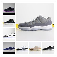 Wholesale 11 45 Concord 23 Cool Grey easter 11s Barons Cap A...