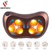 Infrared Heating Electric Kneading Shiatsu Vibrator Neck Sho...
