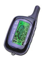 CarBest de sécurité du véhicule Paging voiture alarme 2 Capteur LCD Way à distance