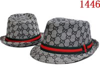 Latest Design 100%Cotton Letter Bucket Hats For Men Women Fo...