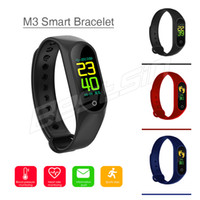 M3 IPS Bluetooth Smart Watch Sports Fitness Multi- Function b...