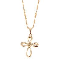Infinity Burcu Takı Ebedi Aşk Kalp Celtic Knot Çapraz Kolye Kolye