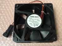 Venta al por mayor (NMB 4712KL-05W-B40 PQ1 24V 0.48A ACS800) (sopladores NMB 4715KL-05W-B40 12038 12cm 120mm) (ventiladores NMB 5915PC-23T-B30) ventilador