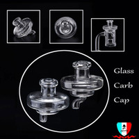 Glass Carb Cap with hole universal carb cap dome for glass w...