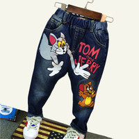 2017 Newest spring autumn Children Casual Pants 2- 7yrs Boys ...