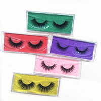 Seashine HOT New 3D Mink Eyelashes Eyelashes Messy Eye lash ...