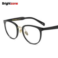 a09362c9b5ac Wholesale leopard print glasses frames resale online - Brightzone New  Pattern Glass Concise Literature Metal Nose