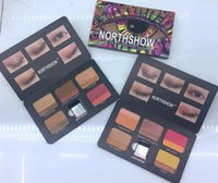 NEW Brand Makeup NORTHSHOW double color Eyeshadow 5colors ey...