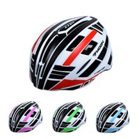 Adult Bicycle Helmet PC+ EPS Integrally- mold Breathable Men W...