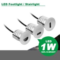 Mini LED Waterproof Footight Stairligh 1W DC12V Spotlight Wa...