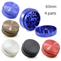 63mm 2. 48 inch Grinders Herb Spice Crusher For E Cigarettes ...
