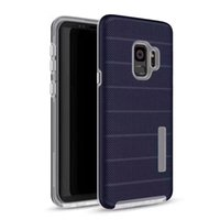 Dual Layered Hard Tough Case Hybrid Shockproof Slim Armor co...