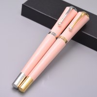 Luxury Pearl Writing Pen Engraved Roller Ball Pen School Off...