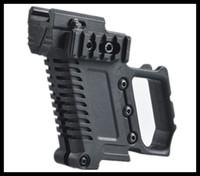Тактический журнал расширить держатель многофункциональный пистолет кобура тактические ручки для GL аксессуары для G17 G18 G19