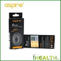 100% autentico Aspire Revvo ARC Coil 0.1ohm-0.16ohm testa / Aspire Revvo Boost Coil 0.1-0.14ohm 3PCS PER CONFEZIONE