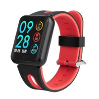 15 Days Standby Waterproof P68 Wearable Smart Watch Heart Ra...