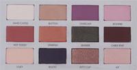 12 цветов палитра для макияжа теней для век Lorac Los Angeles California Dreaming Косметика Наборы Пудра для теней для век Make Up Palette Set
