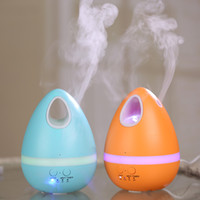 Colorful Egg Aroma Oil Diffuser Ultrasonic Air Humidifier 5 ...