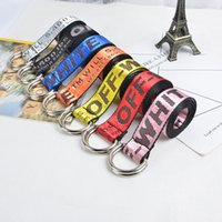 kids designer belts printed letters OFF fashion casual style...