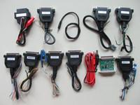 Auto-Tool Carprog 10.05 Vollpaket mit Adapter Auto PROG ECU-Chip-Tuning-Odometer-Programmierer
