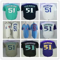 men' s Randy Johnson Montreal Expos 1994 Vintage Jersey ...