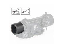 Tactical Metal Mesh Scope Custodia per 36,8mm Diameter Scope DR 1X-4X Scope Sight