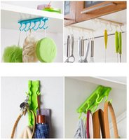 4 Color Kitchen Cabinet Wall Cabinet Hook Kitchen Storage St...