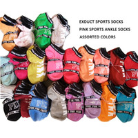 Pink Sports Ankle Socks Skateboard Cotton Men Women Girls Lo...