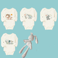 Retail Baby embroidered clothing, spring and autumn, summer ...