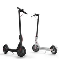 Nuovo M365 intelligente Scooter elettrico pieghevole leggero tavola lunga hoverboard skate 30KM chilometraggio con APP DHL FEDEX libera