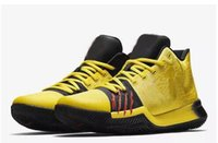 Mens Athletic MM Bruce Lee Yellow Mamba Mentality Basketball...