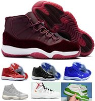 2018 Basketball Shoes 11 11s XI Mens Womens Gym Red Space Ja...