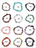 Bracelets Bohemian Breakstone Bracelets de bracelets en pierre naturelle en pierre naturelle