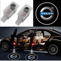 2X LED Car projetor do logotipo porta logo luz laser para Volvo XC90 XC60 s60 s80 s40 v40 v60 XC70 Car luz sombra Cortesia