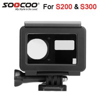 For S200 S300 Original SOOCOO Action Camera Waterproof Case,...