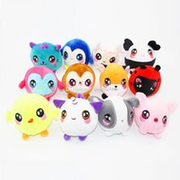 Squishamals Kawaii Animal Plush Squishy Stuffed Slow Rising ...